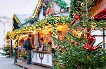 Visite el histórico Mercado Navideño de Lund