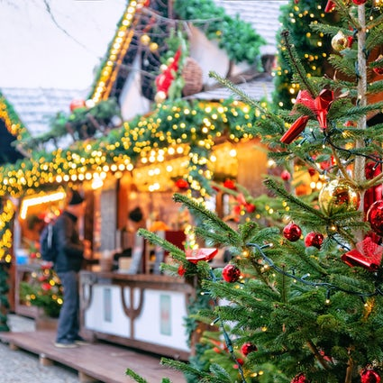 Visit the historic Christmas Market in Lund