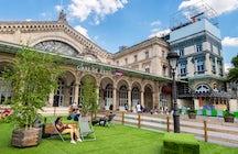 Railway stations in Paris: Gare de l'Est