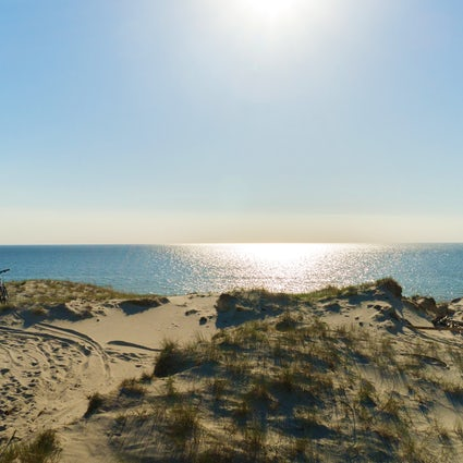 Lithuanian summer paradise - Nida