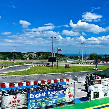 Unleash your adventurous side at Varna Karting Track