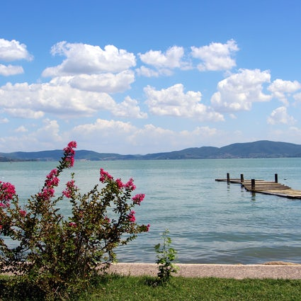 Art and Nature of Trasimeno Lake