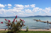 Art and Nature of Trasimeno Lake