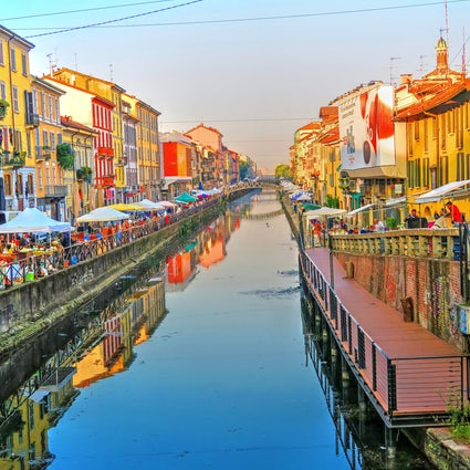 Milan Secret Rivers: I Navigli