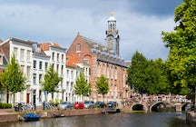 Leiden University ; a short guide to the student life