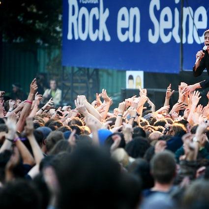 Festivales de verano en París: Rock en Seine