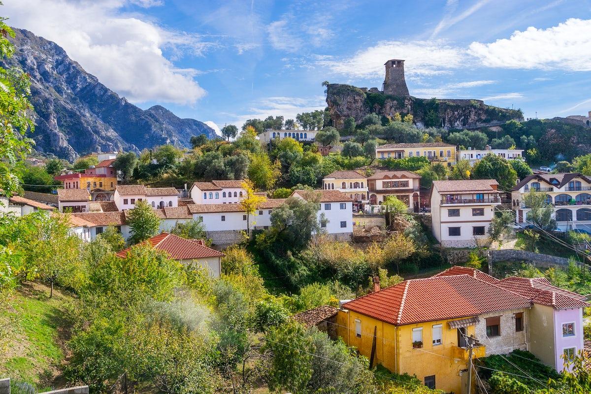 Krujë, the city of Skanderbeg