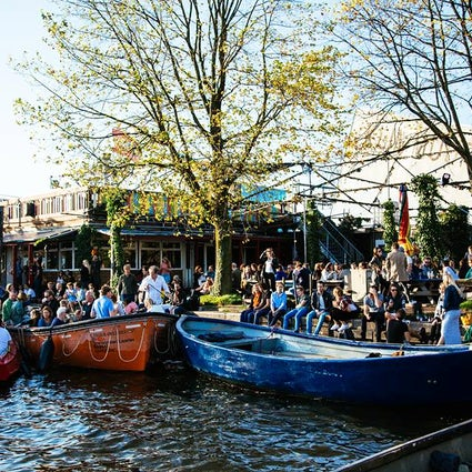 Amsterdam's 5 Best Waterside Bars