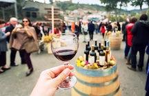 Weinfest in Georgien