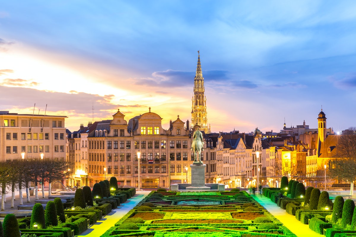 A week-end trip with your family in Brussels