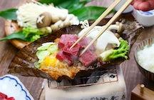 Takayama - ein Paradies für Feinschmecker