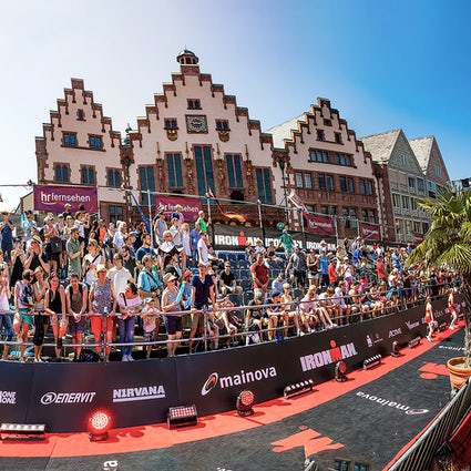 Denmark's largest Triathlon Party
