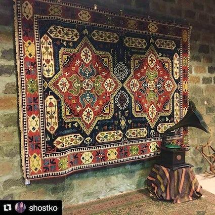 Tapetes arménios: Quando a arte encontra a cultura
