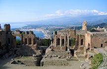 Taormina: Una excursión de un día desde Catania