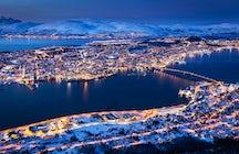 Los 5 sentidos visitan Tromsø