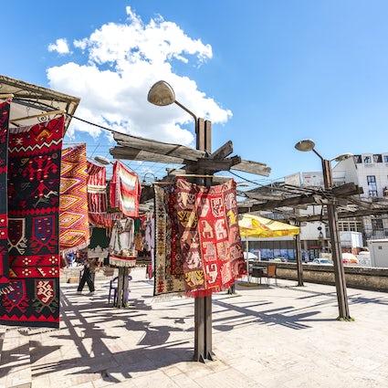 Antiguo Bazar de Skopje