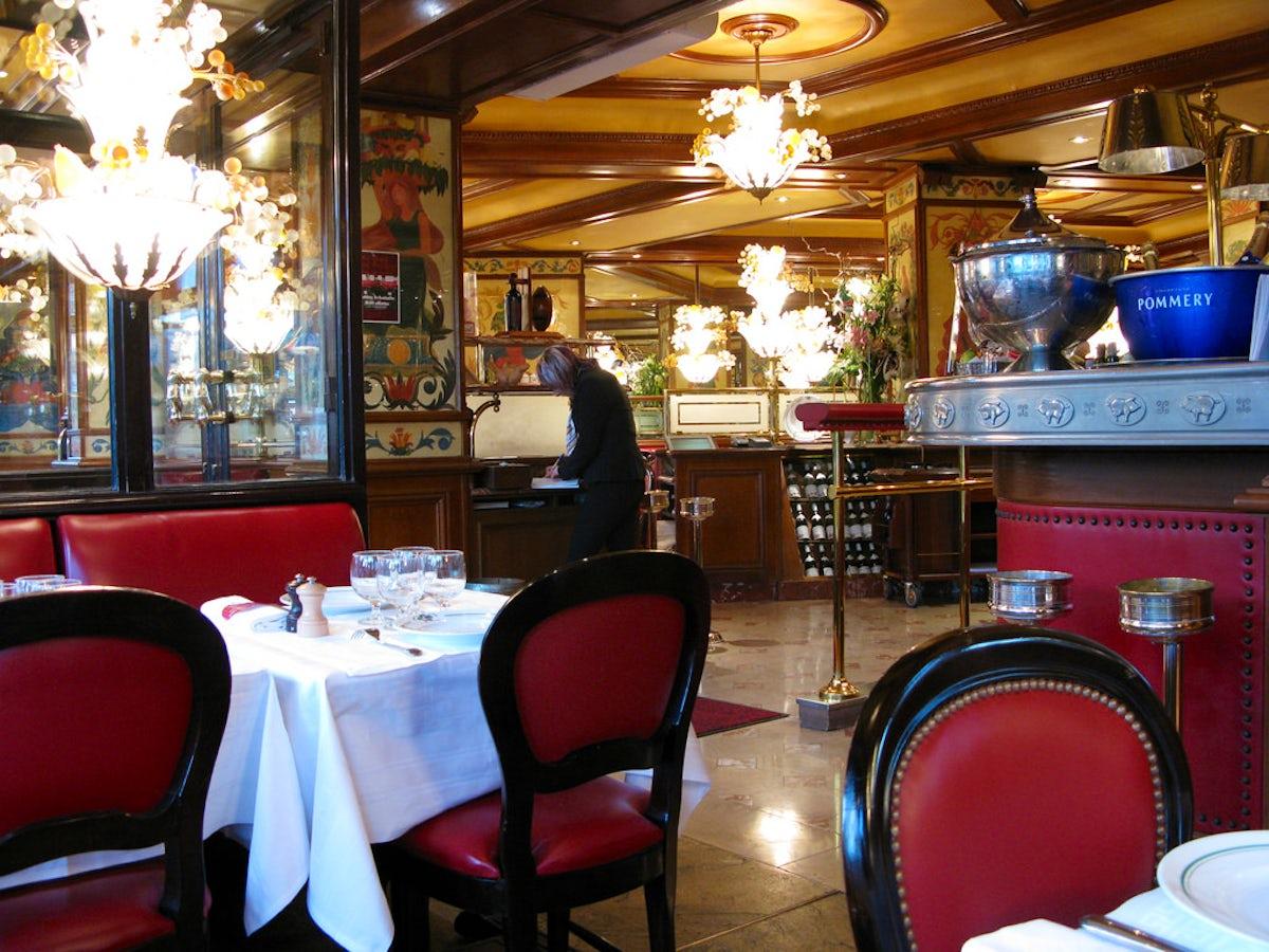 Delicious Brasseries of Paris: Au Pied de Cochon