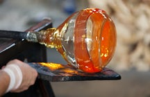 The prestigious glass making industry in Czechia