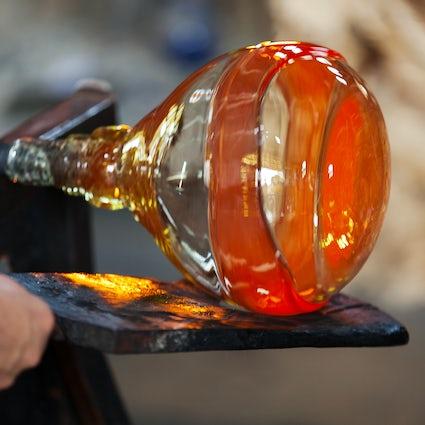 De prestigieuze glasindustrie in Tsjechië