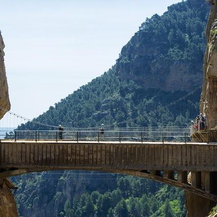 Caminito del Rey - 8km of pure joy