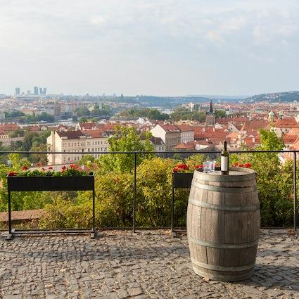 Barras de Vinho Escondidas de Praga