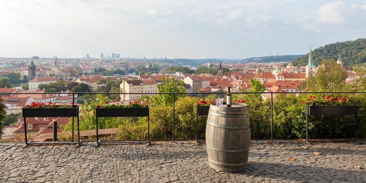 Prague's Hidden Wine Bars