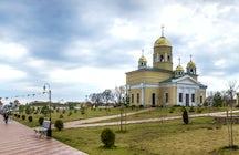 Iglesia Alexander Nevsky, el templo más antiguo de Transnistria