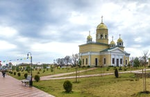 Alexander Nevsky Kerk, de oudste tempel in Transnistrië, de oudste tempel in Transnistrië