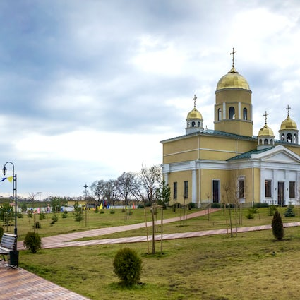 Alexander Nevsky Church, the oldest temple in Transnistria