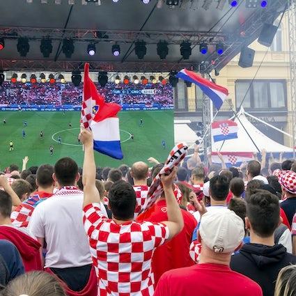 Dónde ver la gran final del cuento de hadas del fútbol croata
