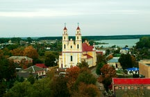 Authentic Belarusian small towns: churches and cherries of Hlybokaye