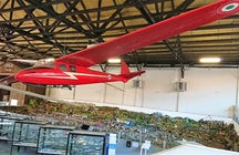Volandia, o museu da aviação