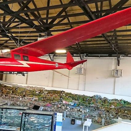 Volandia, el museo de la aviación