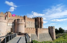 La Mota Castle: the fortress of a mighty queen