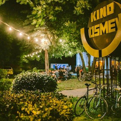 Kino Úsmev: een unieke retrobioscoop in Košice