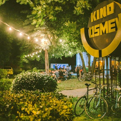 Kino Úsmev: a unique retro movie theater in Košice