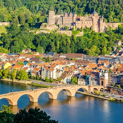Heidelberg: The City of Romance, Wine and Nature