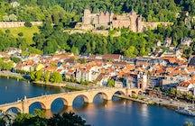 Heidelberg: The City of Romance, Wine and Nature