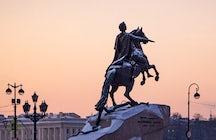Saint Petersburg, the emperor's city