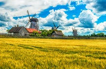 Saaremaa: the island where time stands still