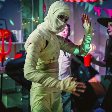 The best Halloween parties in Vienna