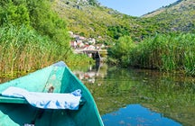 Exploring Skadar lake: Village Dodoši