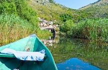 Exploring Skadar lake: Village Dodoši