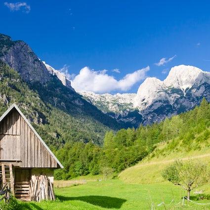 Trenta-Tal, ein historisches und botanisches Juwel der slowenischen Alpen