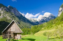 Trenta Valley, a historical and botanical gem of the Slovenian Alps