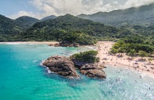 An exotic boat trip to Ilha Grande, Rio's paradise island