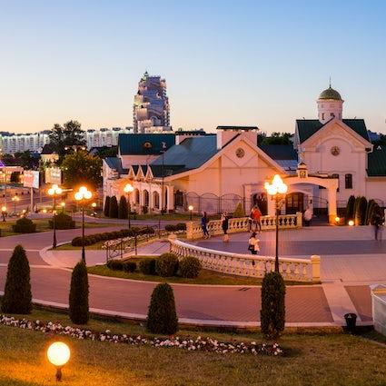 Una guía para visitar la ciudad alta de Minsk