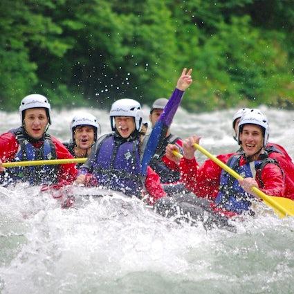 Centros de aventura al aire libre en el Reino Unido parte 2