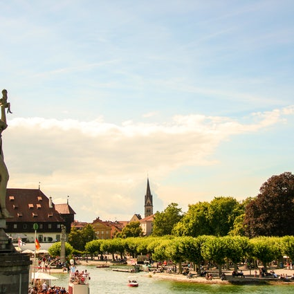 It's time to explore Konstanz!