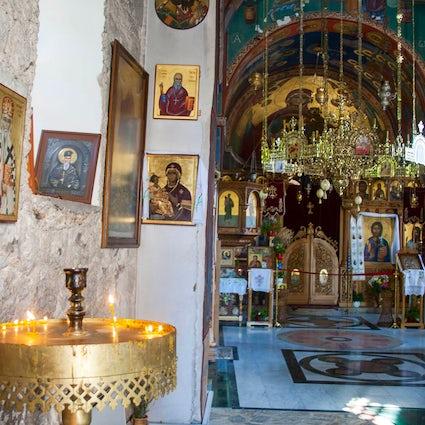 Un trío de monasterios ortodoxos en Herzegovina